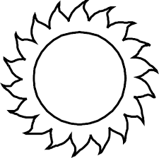 Coloring Page Of Sun 20 Pages