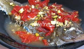 comment cuisiner du carrelet carrelet aux poivrons recette plat carrelet