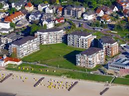 strandpalais duhnen ferienwohnungen cuxhaven