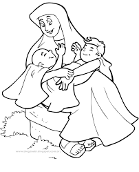 Jacob Coloring Pages