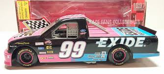 MARK MARTIN #99 1997 FORD F-150 EXIDE BATTERIES