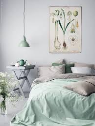 chambre grise et verte 1001 conseils et idées pour une déco couleur vert d eau le