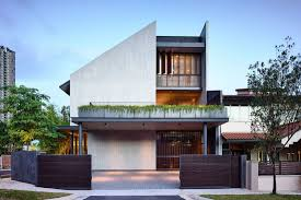 100 Semi Detached House Design Holding Court HYLA Architects Iterate The Residential