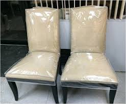 Clear Vinyl Furniture Covers Full Size Of Home Gorgeous Plastic Dining Room Chair 0 Seat
