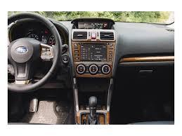 100 G5 Interior Subaru Impreza 20152018 3M 3D Dashboard Trim Kit Dash Trim Dekor 26Parts