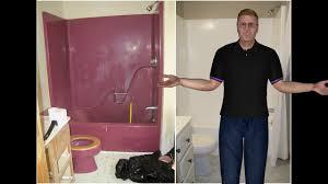 Bathroom Refinishing Buffalo Ny by How To Refinish A Bath Tub Review In Buffalo Ny And Niagara Falls
