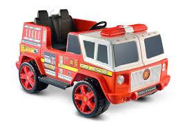 100 Fire Truck Golf Cart Amazoncom Kid Motorz Engine 2 Seater Toys Games