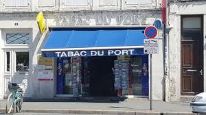 bureau de tabac a proximité bureau de tabac du port bureau de tabac 9 quai valin 17000 la
