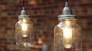 diy jar light lantern