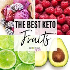 the best keto fruit list carbs and recipes wholesome yum