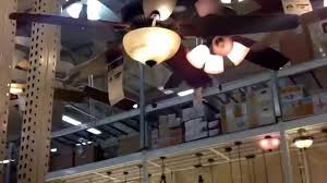 Casablanca Ceiling Fans Home Depot by Ceiling Fans At Home Depot Youtube