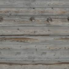 New Planks In Light Grey Shade With Dark Brown Accents