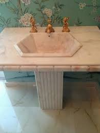 sherle wagner hand painted sink made in italy sherlewagner