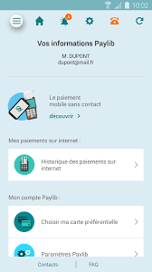 augmenter plafond carte mozaic ma carte ca applications android sur play