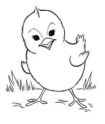Full Image For Baby Farm Animal Coloring Pages Adults Online Of