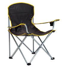 Quik Chair Heavy Duty Folding Chair Black