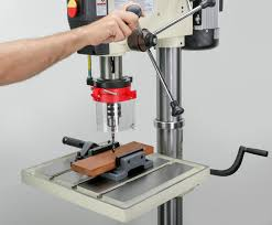 Floor Mount Drill Press by Shop Fox M1039 20 Inch Drill Press Power Stationary Drill