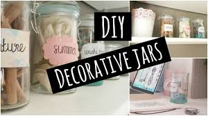 DIY Decorative Jars ROOM DECOR