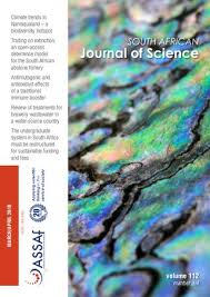 Climate Trends In Namaqualand A Biodiversity Hotspot Trading On Extinction An Open Access Deterrence Model For The South African Abalone Fishery