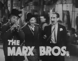 Hello I Must Be Going To Watch The Marx Brothers Marathon