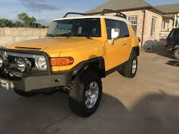 Used 2009 Toyota FJ Cruiser For Sale In Broken Arrow, OK 74014 Jimmy ...