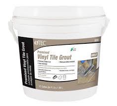 tec皰 premixed vinyl tile grout 639 1 2 gal at menards皰