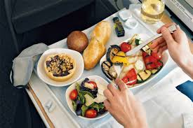 cuisine canada airline food goes haute cuisine canadian business your source