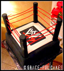 Wwe Wrestling Room Decor by Wrestling Cake Decorations Wrestling Party Supplies To Make The