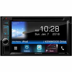 "Kenwood DDX575BT 6.2"" Double-DIN In-Dash DVD Receiver with Bluetooth"
