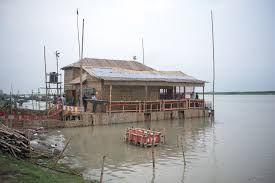 100 Boat Homes Project To Create Floating Homes For Disaster Areas Wins