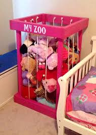 your child will love one of these stuffed animal zoos and you will