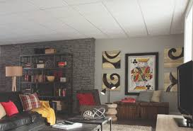 Armstrong Ceiling Tiles 24x24 by Drop Ceiling Installation Armstrong Ceilings Residential