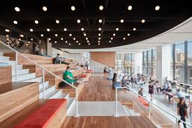 100 Studio 4 Architects Gallery Of McDonalds Global HQ Gensler IA Interior