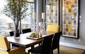 Dining Room Decorating Ideas Easy To Styles