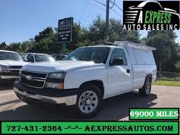 2007 Chevrolet Silverado 1500 Clsc - 46715 | A Express Auto Sales ...