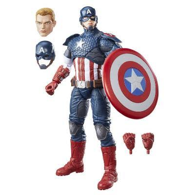 Hasbro Marvel Legends Series Action Figure - Captain America