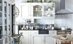 cuisine besancon deco cagne chic cuisine cuisine cagne chic blanche besancon