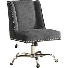 Office Chair With No Arms by Desks Armless Desk Chair On Casters Armless Office Chairs With