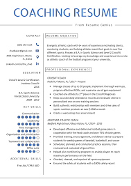 Coaching Resume Sample & Writing Tips | Resume Genius Resume Genius Theresumegenius Twitter Badass Resume By Rjace My So Its Immediately Visually 25 Inspirational Curriculum Vitae Ctribution To Society Letter Retail Sales Associate Sample Writing Tips Coaching Ged On Prutselhuisnl Close The Deal And Get A Job Offer With These Writing Tips App Examples Template Internship Samples Guide
