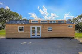 100 Houses Built From Shipping Containers 40ft Tiny House Using A Disguised Container