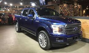 Ford Adds Diesel, New V-6 To Enhance F-150 Mpg For '18 2019 Ford F150 Limited Spied With New Rear Bumper Dual Exhaust Damerow Special Edition Lifted Trucks Yelp 1996 Photos Informations Articles Bestcarmagcom Launches Dallas Cowboys Harleydavidson And Join Forces For Maxim 2018 First Drive Review So Good You Wont Even Notice The Fourwheeled Harley A Brief History Of Fords F At Bill Macdonald In Saint Clair Mi 2017 Used Lariat Fx4 Crew Cab 4x4 20x10 Car Magazine Review Mens Health 2013 Shelby Svt Raptor First Look Truck Trend