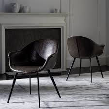 Safavieh Dublin Mid-Century Modern Leather Dining Tub Chairdark Brown/  Black Dining Chair (Set Of 2) Details About Vidaxl Set Of 6 Modern Ding Side Chairs Metal Frame Legs Faux Leather Brown Dinges Midcentury Beige And Fabric 5piece Baxton Studio Kimberly Chair 2 Simpli Home Emery Mid Century Black Round Hairpin Taylan Whosale Ding Chairs Room Fniture Riviera Gardner Contemporary 5 Piece Dark Finish With 10 Button Upholstered A Minimalist Chair Effortlessly Drses Up A Luxurious Modern Boasts Wood Table Illuminated Pierre