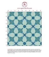 petrol ornamenttapete deko lilly muster groß design tapete für schlafzimmer