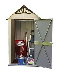 Suncast Vertical Storage Shed Bms4500 by Amazon Com Designert Series Metrot Shed 4 U0027 X 2 U0027 Garden U0026 Outdoor