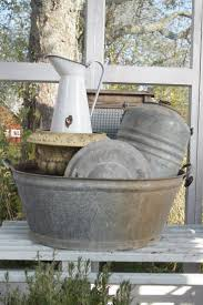 Galvanized Water Trough Bathtub by 141 Best Galvanized Display Images On Pinterest Corrugated Metal