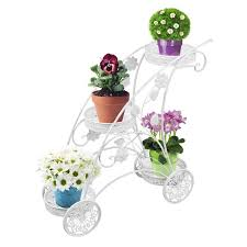 Patio Plant Stands Wheels by 34 Best Plant Stand Images On Pinterest Flower Planters Pot