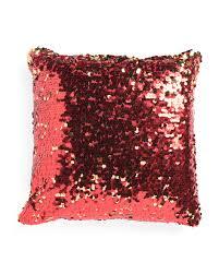 Tj Maxx Christmas Throw Pillows by 18x18 Sequin Pillow Textured Pillows T J Maxx