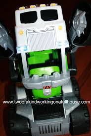Matchbox Stinky The Garbage Truck By Mattel Review | Two Of A Kind ... Matchbox Big Rig Buddies Scrap Yard Adventure Playset Review Real Workin Talking Garbage Truck Mr Dusty Toysrus Gift Idea Wvol Friction Powered Only 824 Amazoncom Sweep N Keep Toys Games Mattel Stinky The Kids Interactive Sing The Walmartcom Salvage Transformers Rescue Stinky Garbage Truck In Blyth Northumberland Gumtree Hobbies Tv Movie Character Find Target Best In Word 2017