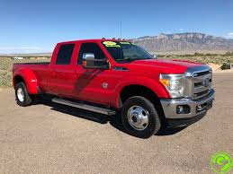 100 2012 Ford Trucks For Sale F350 Super Duty Lariat DRW Diesel For Sale In Albuquerque