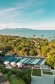 100 W Hotel Koh Samui Thailand The Hippest Place In